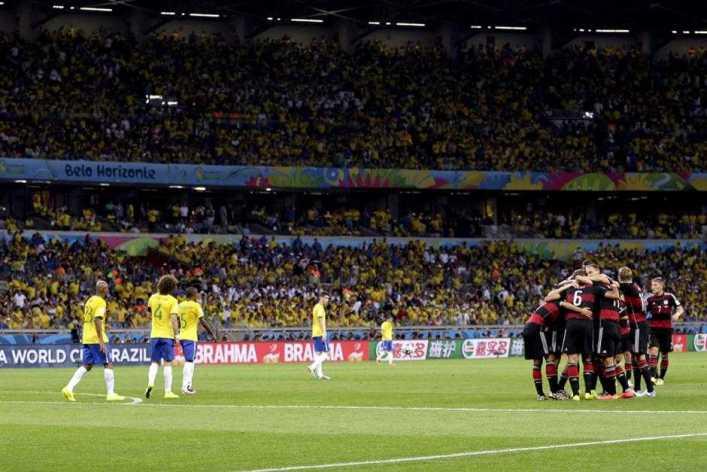 Histórico: Brasil se despidió de su Mundial con una humillante caída 7 a 1 ante Alemania