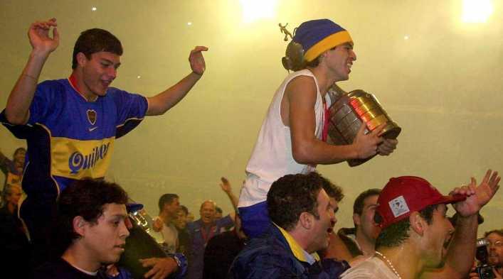 Un ídolo de Boca prepara su partido despedida