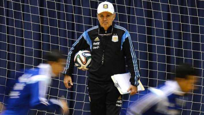 """La ilusión de Sabella para el Mundial: """"Queremos estar entre los cuatro mejores"""""""