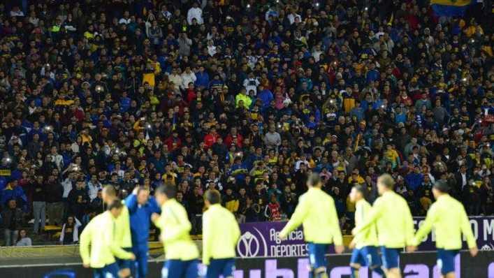 Las imágenes de Tevez en Córdoba