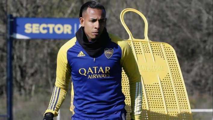 ¡Insólito! Sebastián Villa volvió a jugar en Boca luego de siete meses