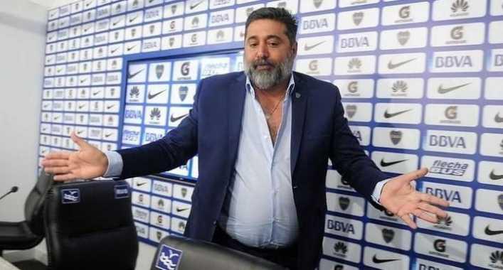 Irónica respuesta de Angelici a los detractores de Boca Juniors