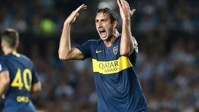Izquierdoz, ¿futuro entrenador de Boca Juniors?