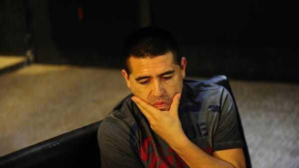 """VIDEO: Javi García: """"Riquelme está hecho mierda con la eliminación de Boca"""""""