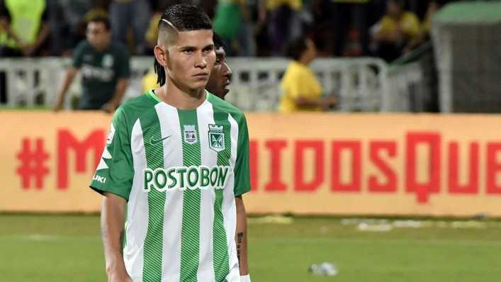 Jorman Campuzano podría llegar a Boca ¿junto a Almirón?