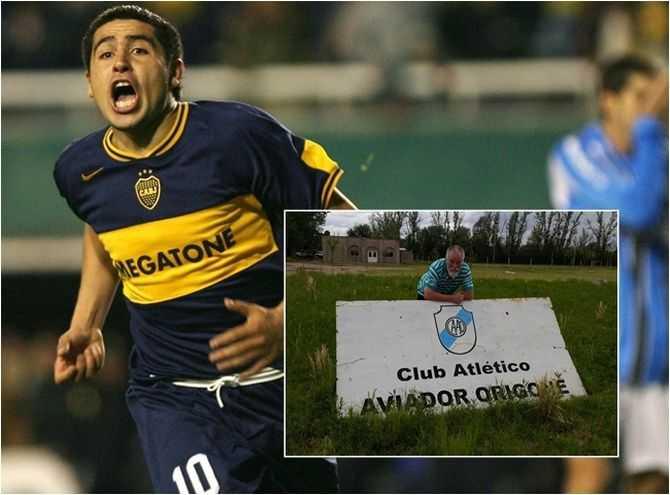 Juan Román Riquelme negocia para volver al fútbol