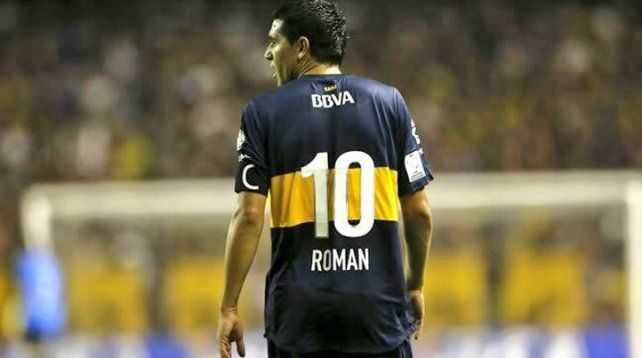 Juan Román Riquelme no jugará en Aviador Origone