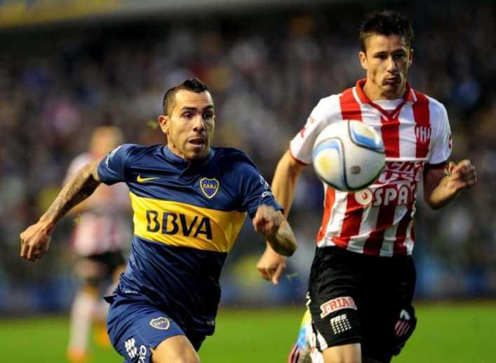 ¿Jugará Tevez el partido contra San Lorenzo?