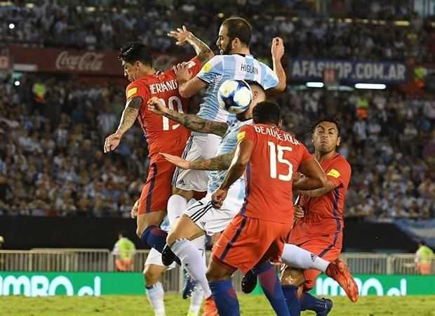 la argentina se quedo sin golracha negra o falla estructural