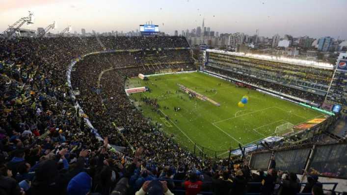La Bombonera fue elegida como el estadio más popular del mundo