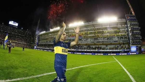 La Bombonera le hablará al corazón de Carlitos Tevez