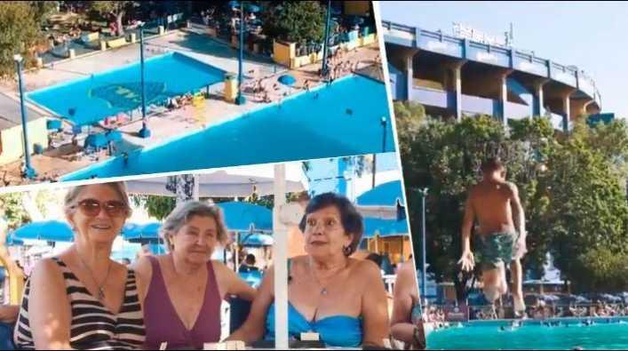 La cuenta oficial subió video de un verano a lo Boca...