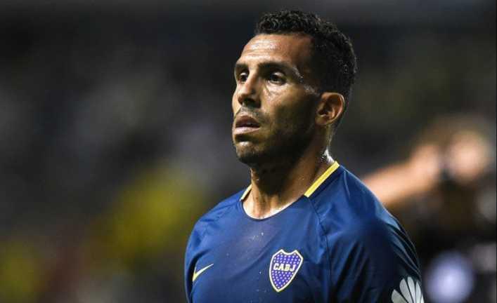 La decepción de Tevez por no estar en la Selección