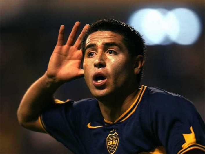 LA ERA RIQUELME POR FOX PLAY