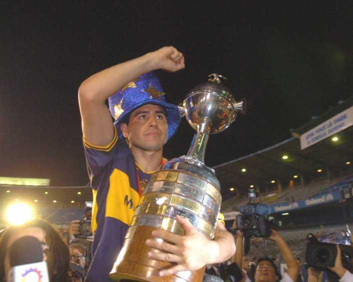 VIDEO: La historia de Juan Román Riquelme en Boca Juniors