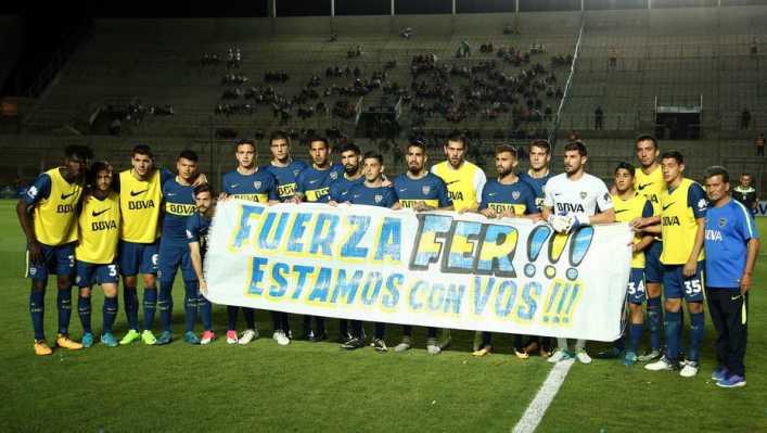La lesión de Fernando Gago es la mayor preocupación, pero no la única