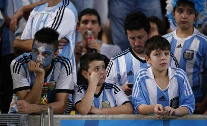 VIDEOS: La maldición de la Selección Argentina