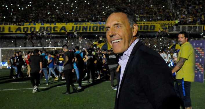 La maldición de Miguel Ángel Russo en Boca Juniors