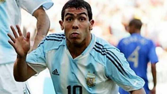 La mujer de Carlos Tevez es probablemente la persona más linda de Argentina