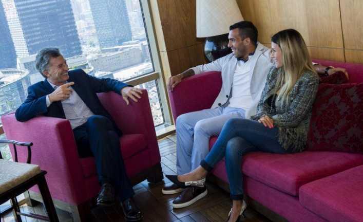 La presión de Macri a Sampaoli para meter a Tévez en el Mundial