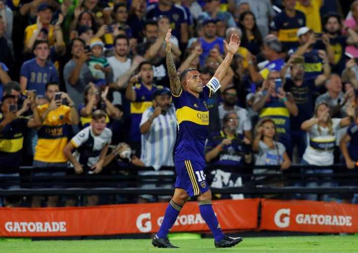 ¡La respuesta de Tevez a Boca!