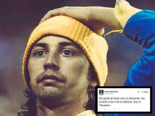 Boca Juniors: La sarcástica cuenta de Twitter del agresor del Superclásico