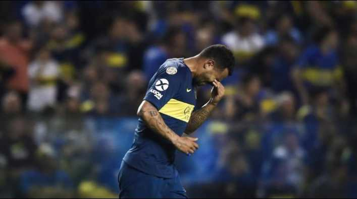 La tristeza y bronca de Cardona por su salida de Boca