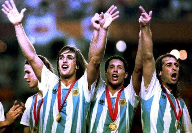 La última vez que Argentina gritó campeón en la Copa América