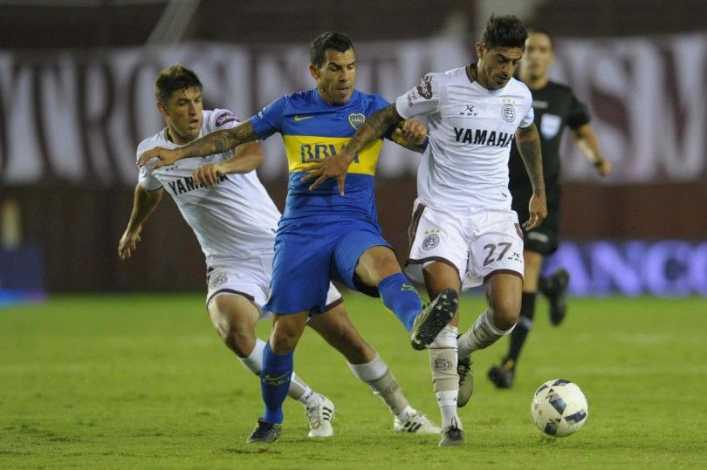Lanús-Boca, duelo de campeones en la primera fecha