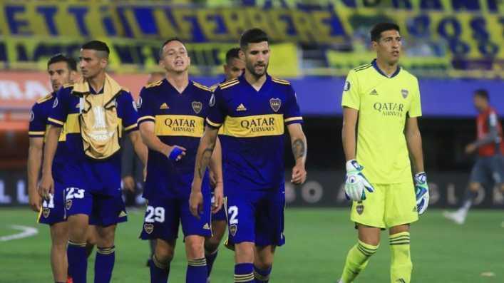 Las 5 figuras de Boca Juniors que están en la cuerda floja