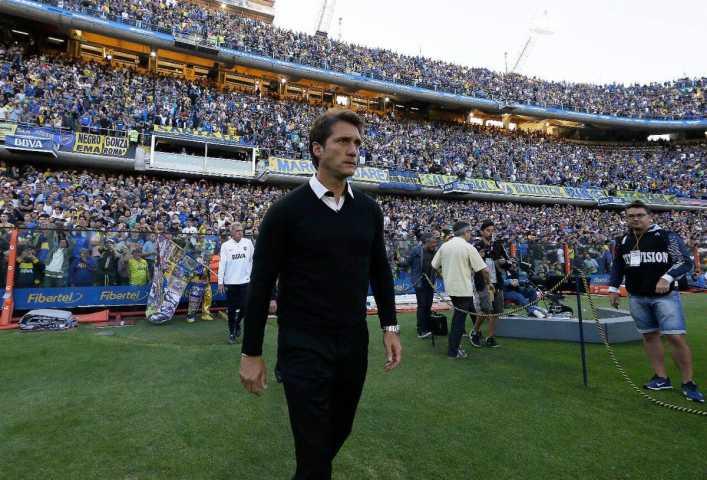 Las 6 frases de Barros Schelotto tras la caída de Boca