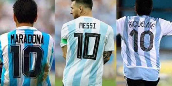 Le preguntaron por Messi o Maradona, respondió: Prefiero a Riquelme