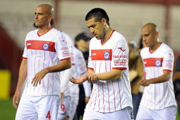 "Ledesma admitió que con Riquelme Argentinos ""jugaba de otra manera"""