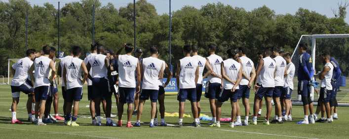 Lista de concentrados de Boca Juniors: con regresos y ausencias