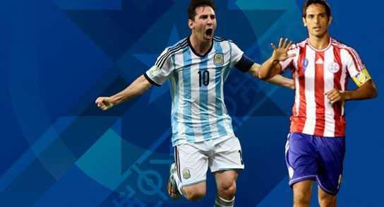 ESPECIAL CHILE 2015: Llegó la hora de Argentina en la Copa América