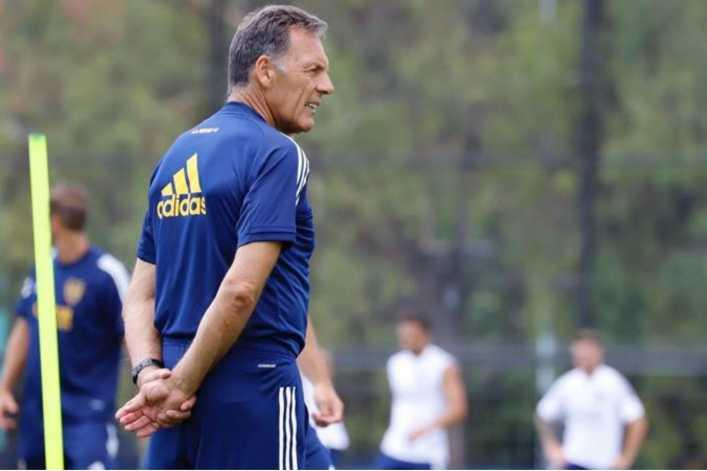¿Lo dejan ir? Un jugador de Boca, buscado desde Italia