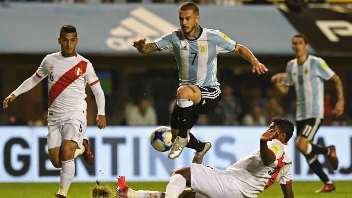 lo que tiene que hacer argentina para marcar un gol