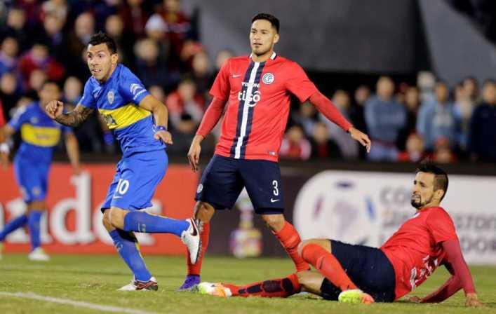 Lodeiro y Tévez ponen la mitad de los goles de Boca