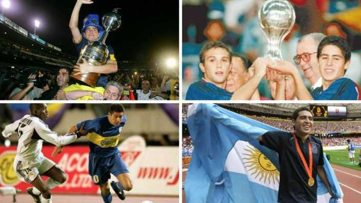 Los 10 mejores momentos en la carrera de Riquelme