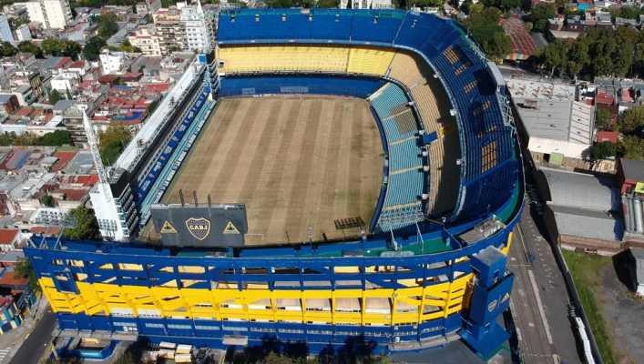 Los fans de Riquelme votan a favor de la ampliación de La Bombonera