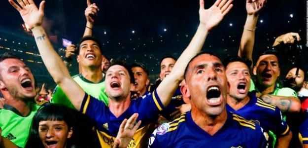 Los fichajes que planea Boca Juniors para ganar la Libertadores