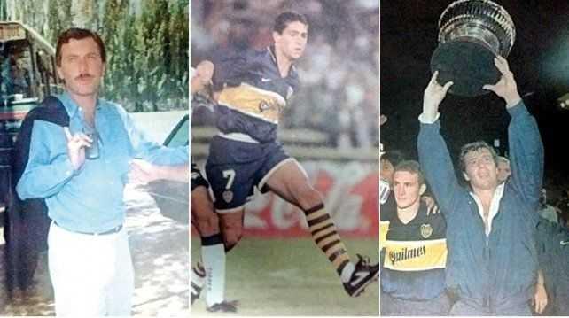 Macri, Riquelme... y la copa de Boca