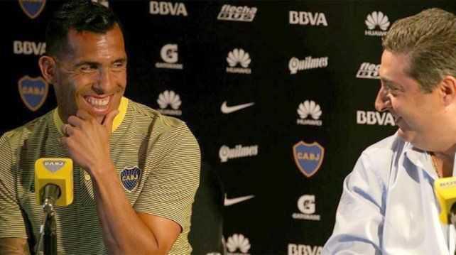 Malas noticias para Boca y Tevez