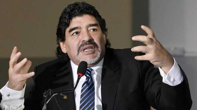 Maradona: El fútbol tiene que ser gratis