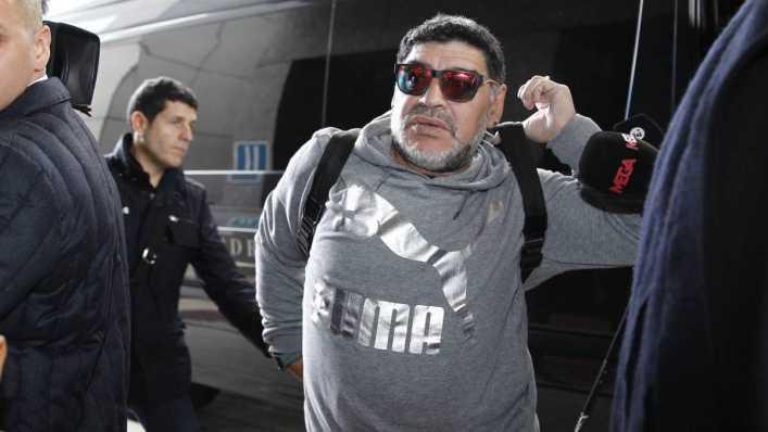 Maradona: El Pipa es diez veces mejor que Icardi