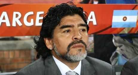 Maradona quiere volver a ser DT de la Selección