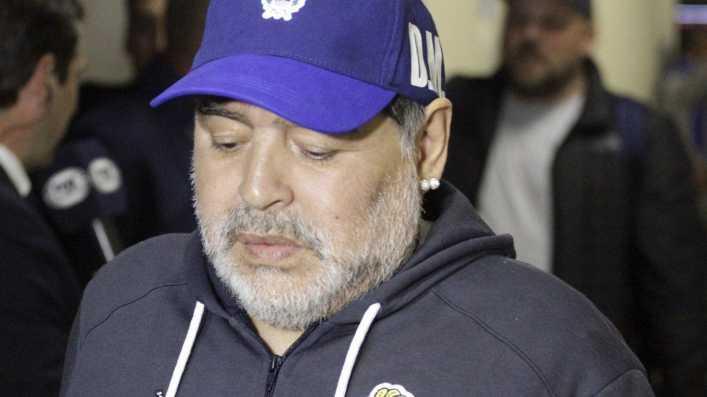 Maradona, también contra el VAR