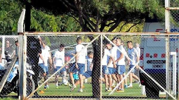 Martino tiene el equipo para recibir a Bolivia