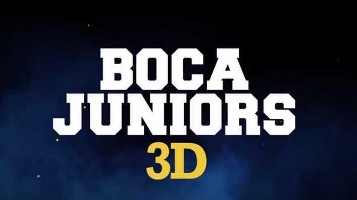 VIDEO: Más de 46 mil espectadores ya vieron �Boca Juniors 3D, la película�
