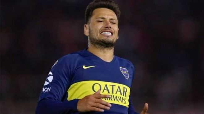 Mauro Zárate descartado en la Selección Argentina